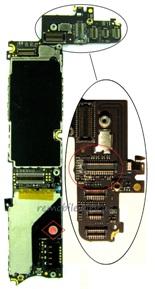 ремонт iphone уронили в воду