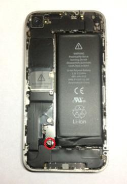 iphone 4 после замены аккумулятора