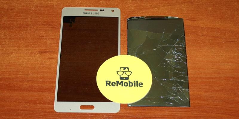 Почему так дорого стоит ремонт Samsung A3-A7