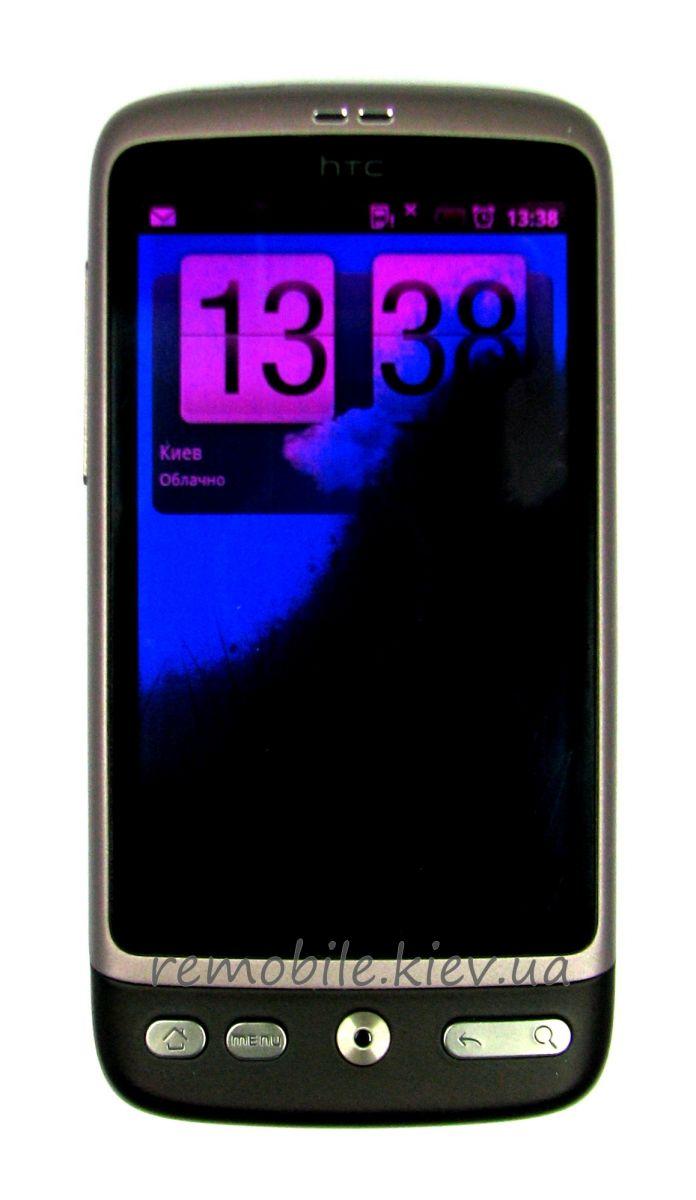 Ремонт HTC Desire A8181 - замена дисплея после ...