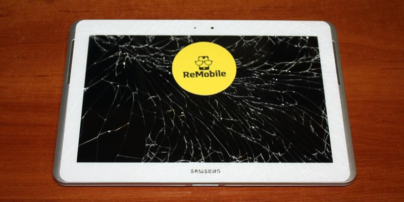 Где в Киеве заменить экран Galaxy Tab