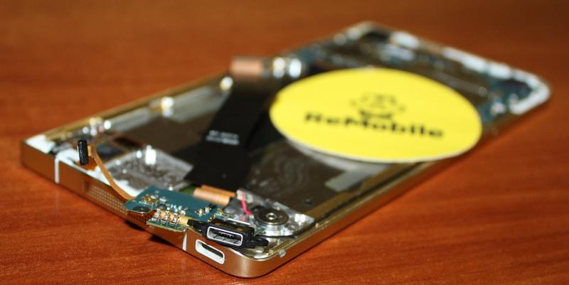 Ремонт зарядки планшета