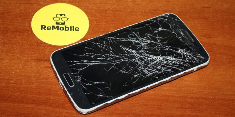 Ремонт экрана телефона в Киеве