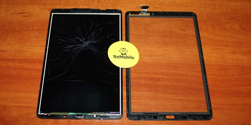 Замена дисплея Galaxy Tab E
