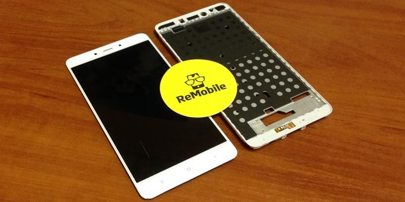Замена разбитого экрана Xiaomi Redmi 4 Note