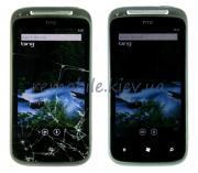 Замена сенсорного экрана на HTC Mozart (T8698).