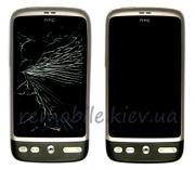 ремонт HTC - замена стекла htc desire