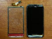 замена тачскрина HTC Sensation